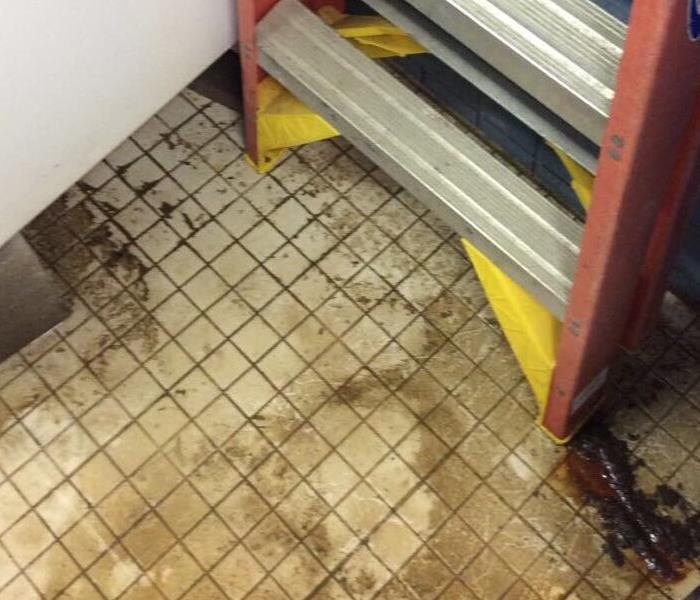 Utility Closet Water Loss