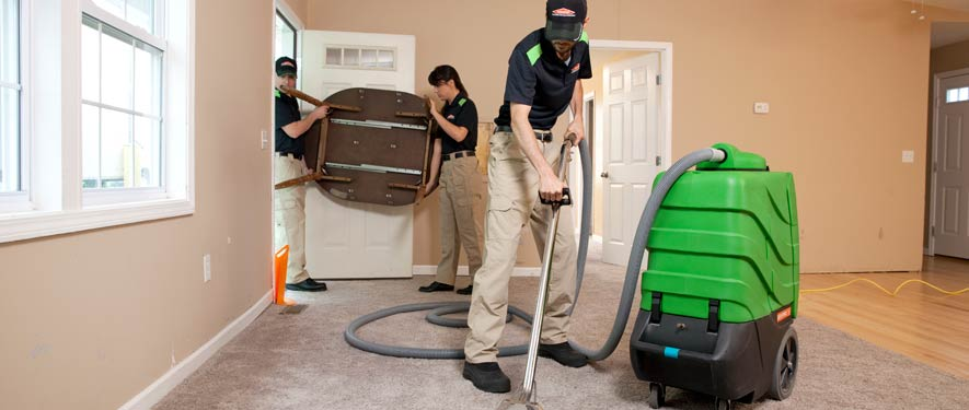 New Orleans, LA residential restoration cleaning
